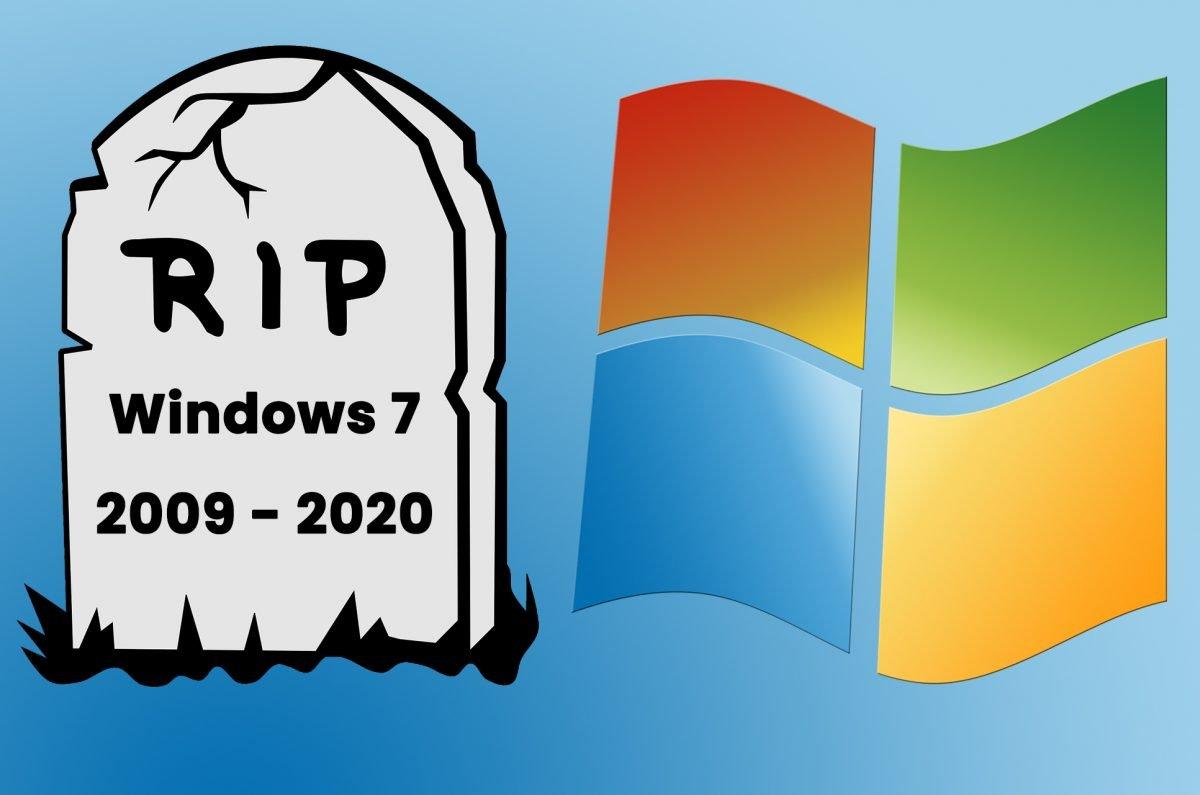 Windows 7 លែងទទួលបានការធ្វើបច្ចុប្បន្នភាព (update) ចាប់ពីថ្ងៃទី១៤ ខែមករា ឆ្នាំ២០២០