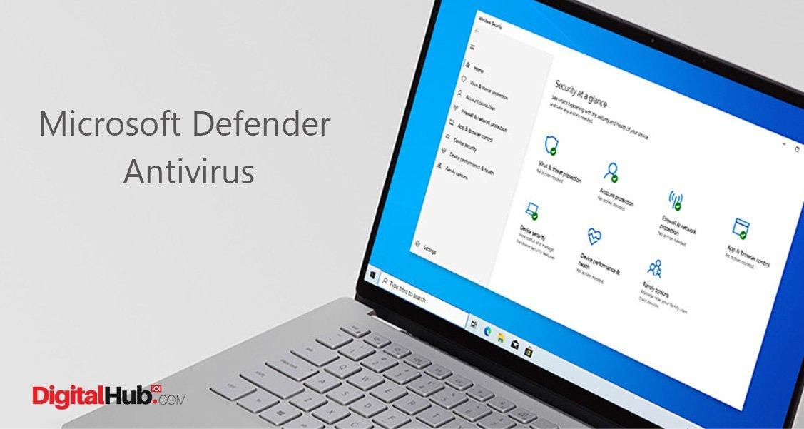 កម្មវិធីកម្ចាត់មេរោគ  Microsoft Defender នៅលើ Windows 10